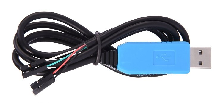Prolific-USB-Serial