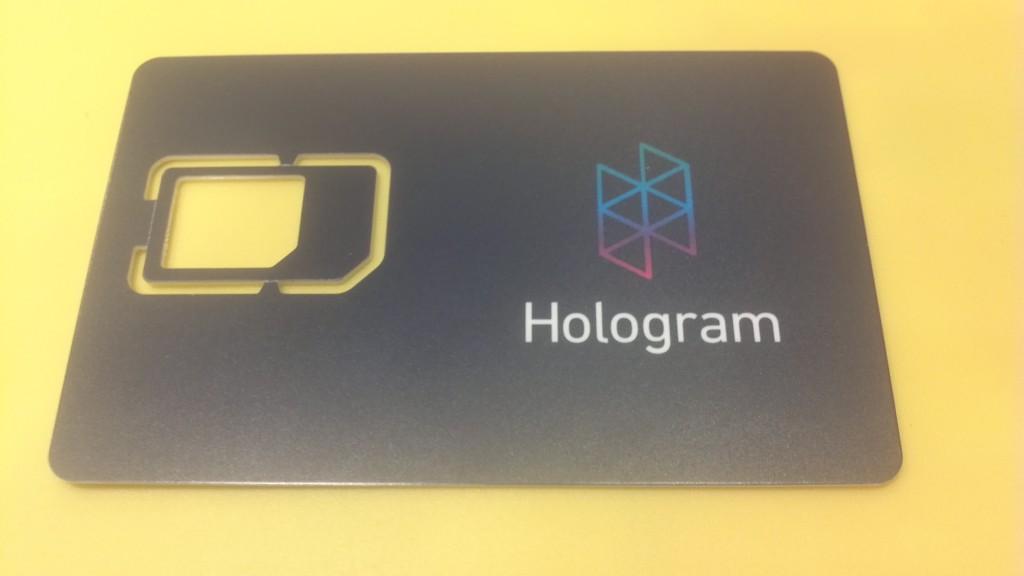 Hologram-SIM